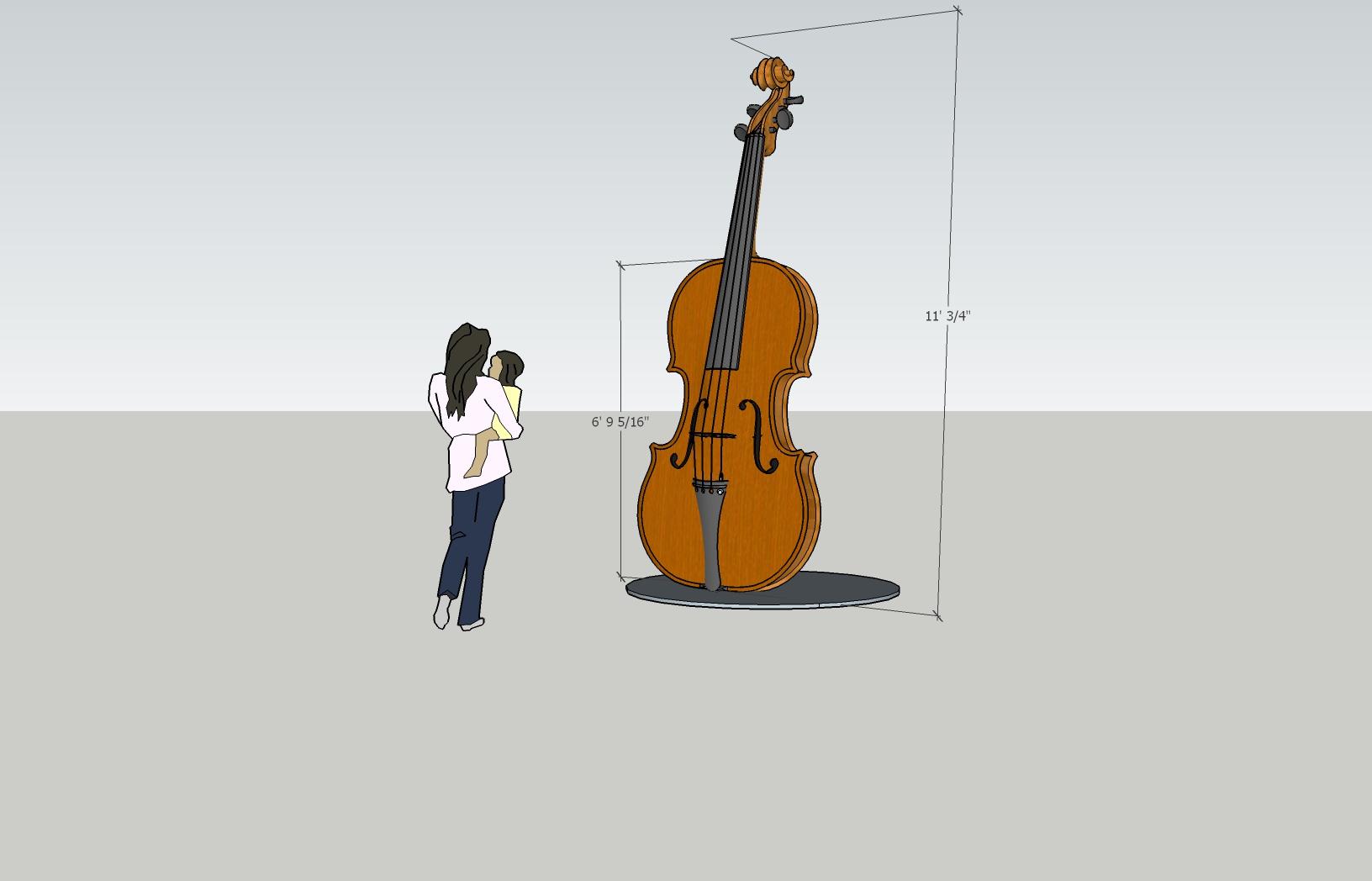 Piccolo violino dusty visions - Volpino piccolo ...